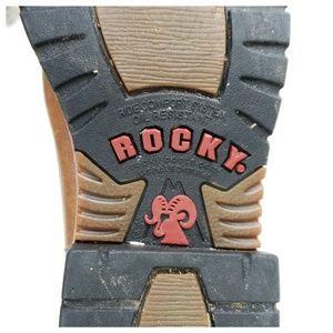 Rocky Shoes - Rocky Rider 4304 Leather Boots